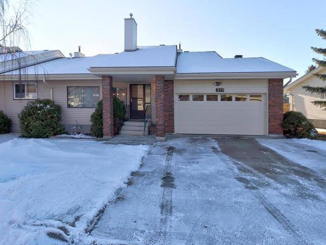 Townhouse for sale at 213 Oeming Rd Nw Edmonton Alberta - MLS: E4180985