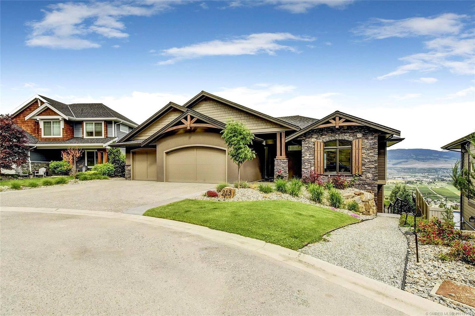 House for sale at 213 Red Rock Ct Kelowna British Columbia - MLS: 10191161