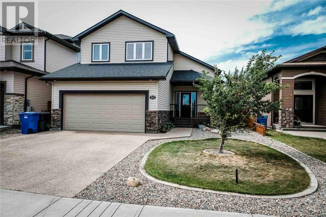 House for sale at 213 Riverpark Blvd W Lethbridge Alberta - MLS: ld0184804