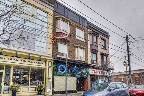 Commercial property for sale at 213 Roncesvalles Ave Toronto Ontario - MLS: W4707306