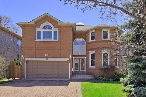 House for sale at 213 Spring Garden Ave Toronto Ontario - MLS: C4447009