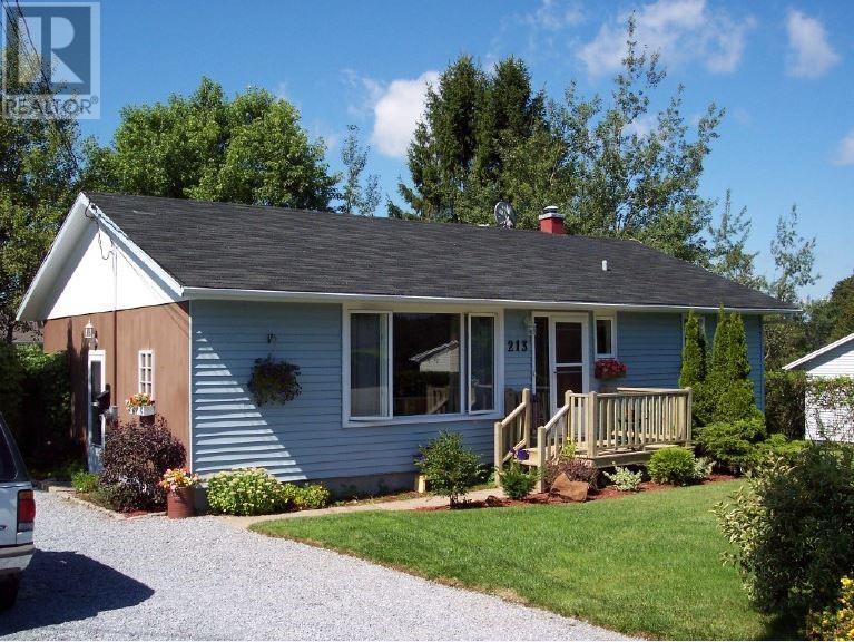 For Sale: 213 Summit Drive, Saint John, NB | 3 Bed, 2 Bath House for $154,900. See 18 photos!