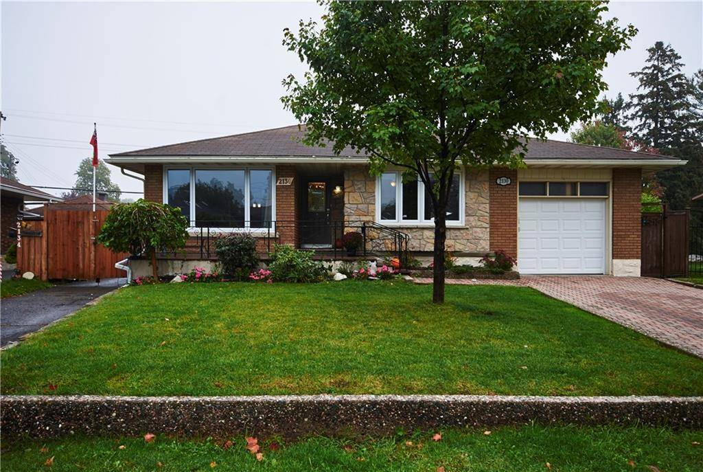House for sale at 2130 Lemay Cres Ottawa Ontario - MLS: 1171522