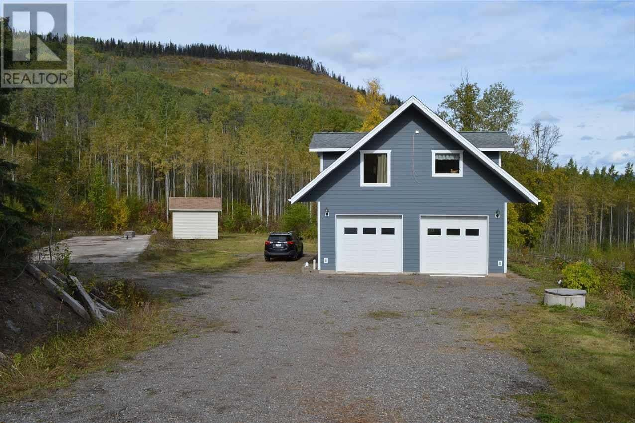 Residential property for sale at 2130 Ptarmigan Rd Smithers British Columbia - MLS: R2483275