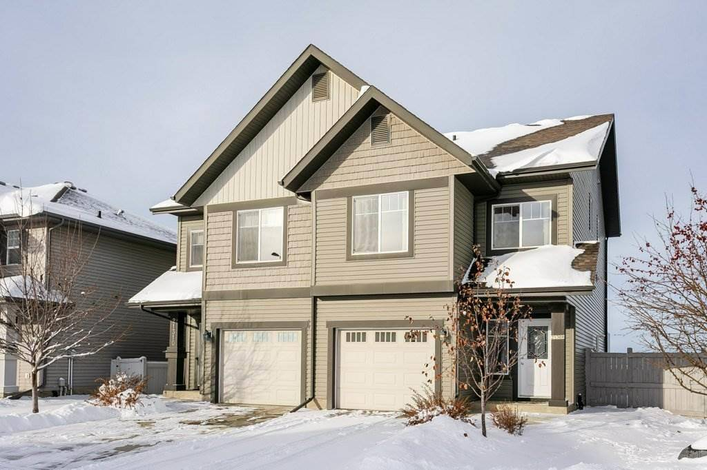 Townhouse for sale at 21308 61 Ave Nw Edmonton Alberta - MLS: E4180074