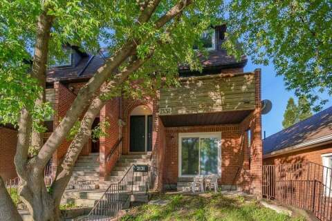 Townhouse for sale at 2131 Dufferin St Toronto Ontario - MLS: C4795687