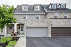 Townhouse for rent at 2131 White Dove Circ Oakville Ontario - MLS: O4521968