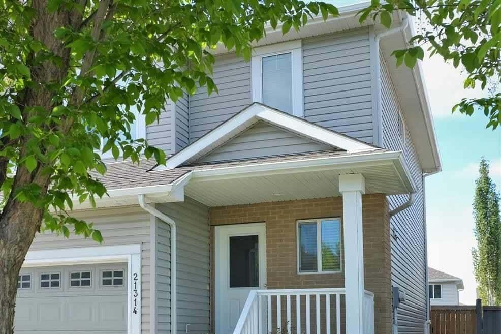 Townhouse for sale at 21314 45a Av NW Edmonton Alberta - MLS: E4200420