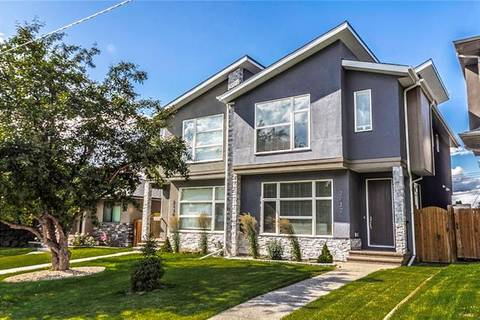 Townhouse for sale at 2132 26 Ave Southwest Calgary Alberta - MLS: C4258479