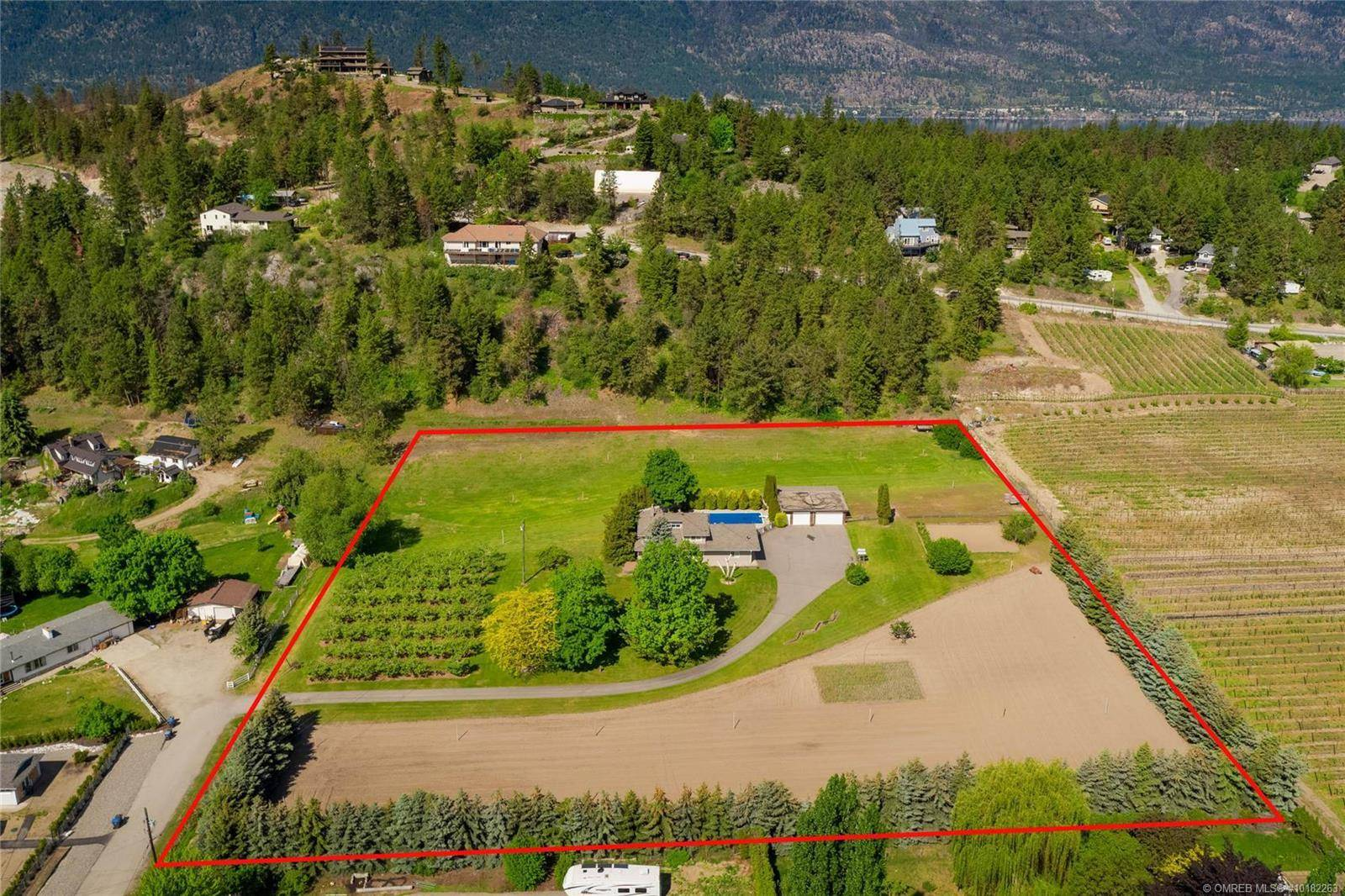House for sale at 2132 Monte Carlo Rd Lake Country British Columbia - MLS: 10182263