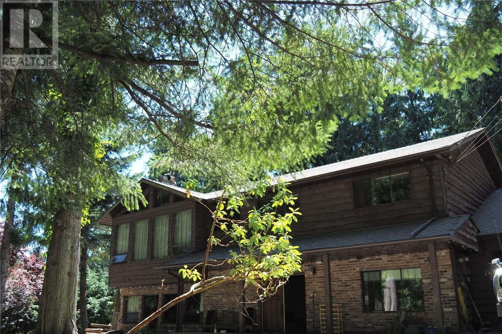 House for sale at 2132 Sarita  Shawnigan Lake British Columbia - MLS: 850547