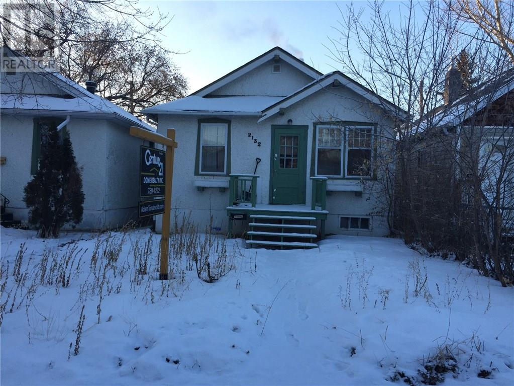 For Sale: 2132 Wascana Street, Regina, SK | 2 Bed, 1 Bath House for $164,900. See 14 photos!
