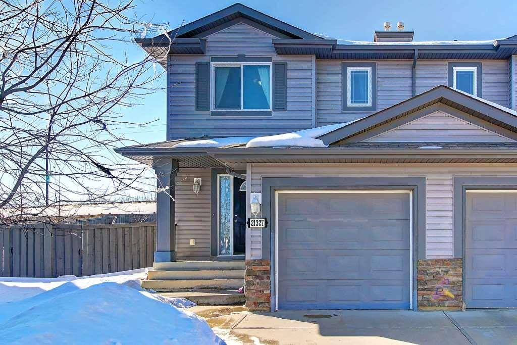 Townhouse for sale at 21327 48 Ave Nw Edmonton Alberta - MLS: E4189857