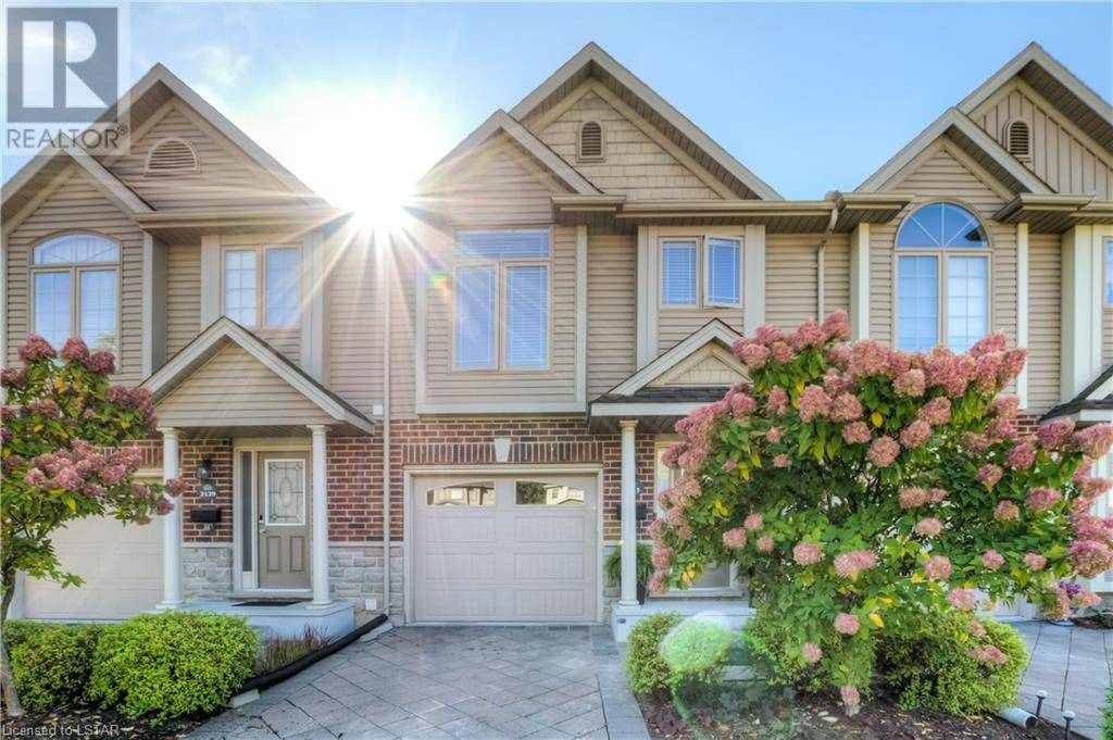 Townhouse for sale at 2133 North Routledge Pk London Ontario - MLS: 227605
