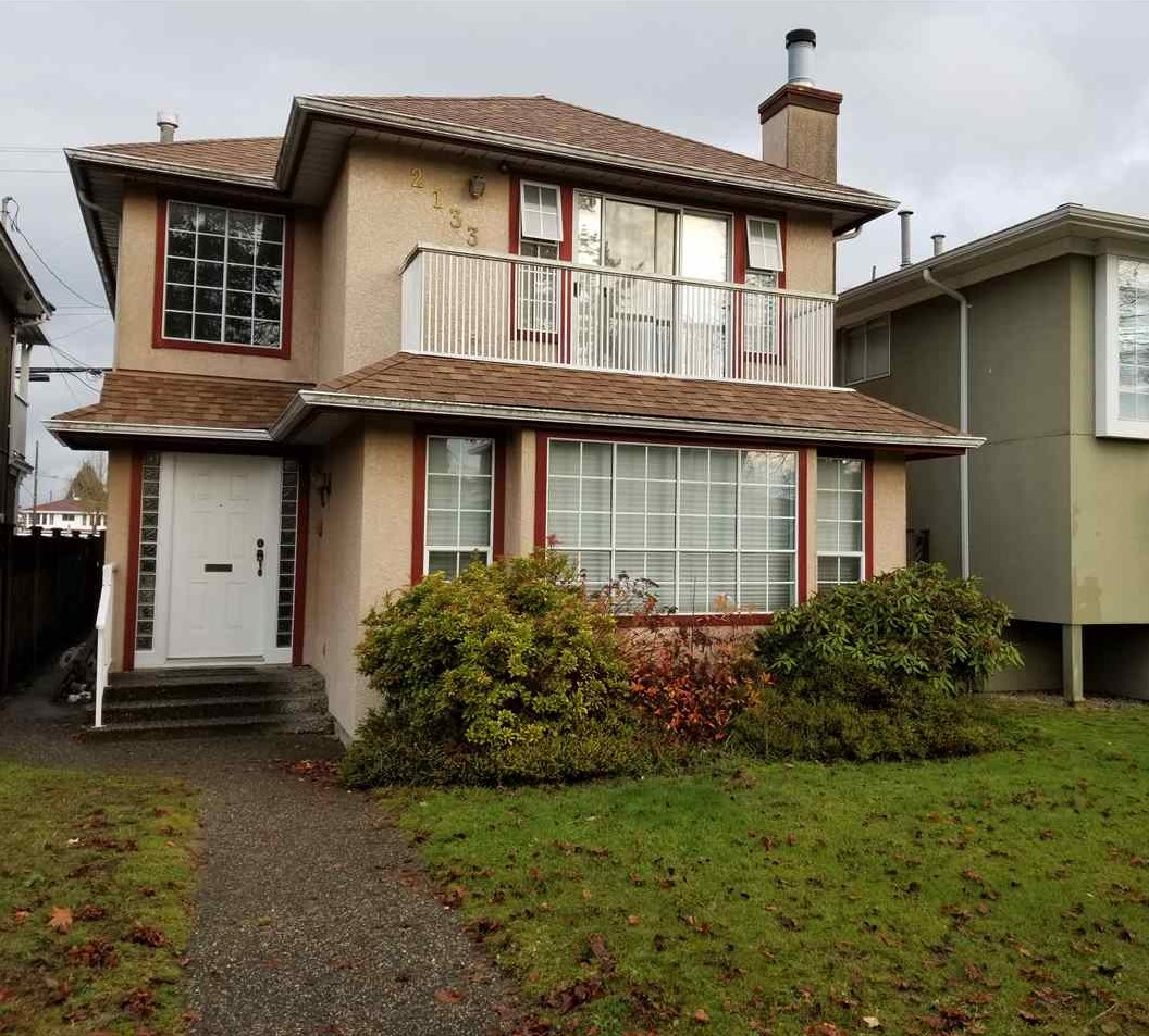 For Sale: 2133 Upland Drive, Vancouver, BC | 3 Bed, 3 Bath House for $1,575,000. See 4 photos!