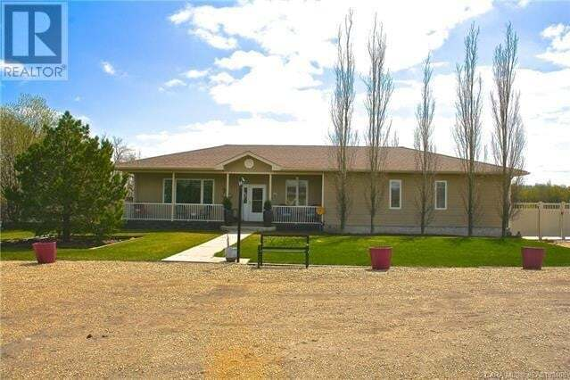 House for sale at 21337 Township Road 441  Ferintosh Alberta - MLS: CA0183408