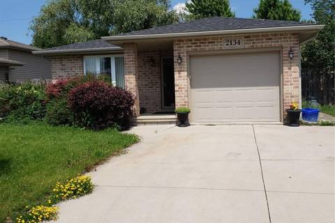 House for sale at 2134 Mckay  Windsor Ontario - MLS: 19020586