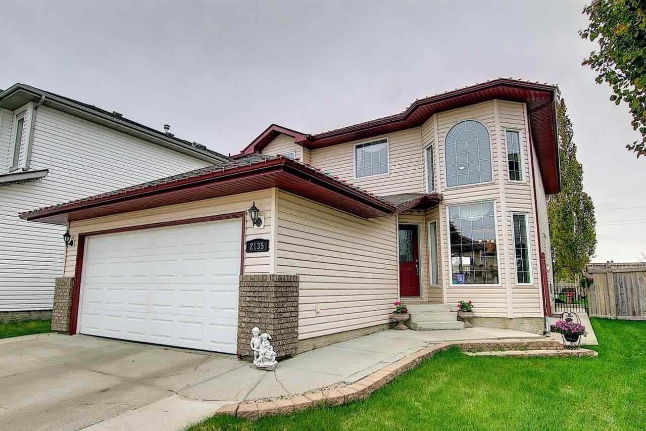 House for sale at 2135 32 Av NW Edmonton Alberta - MLS: E4198592