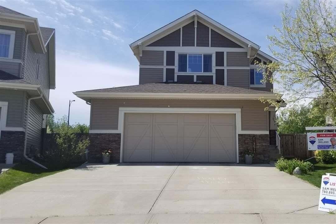 House for sale at 21351 51 Av NW Edmonton Alberta - MLS: E4194604