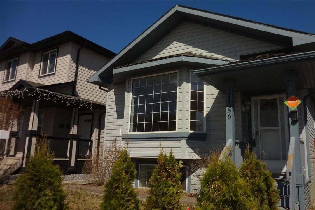 House for sale at 21356 88 Av NW Edmonton Alberta - MLS: E4209129