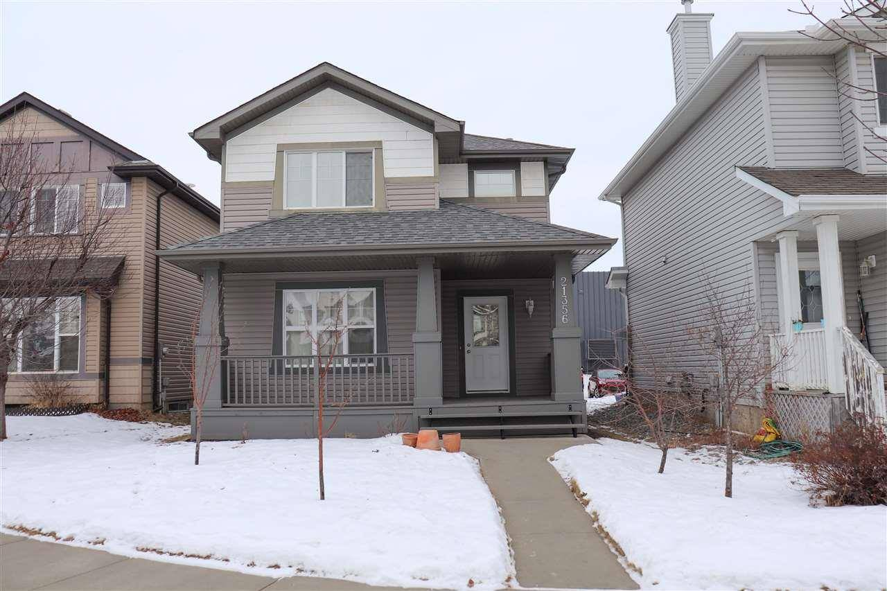 House for sale at 21356 91a Ave Nw Edmonton Alberta - MLS: E4183739