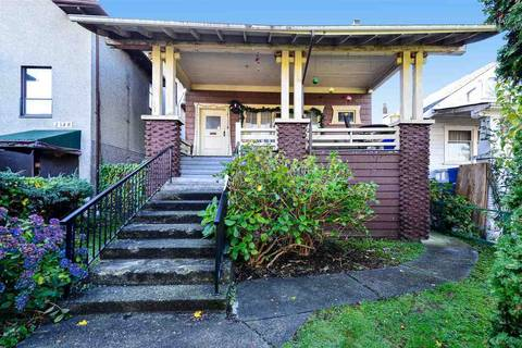 House for sale at 2136 Franklin St Vancouver British Columbia - MLS: R2416734