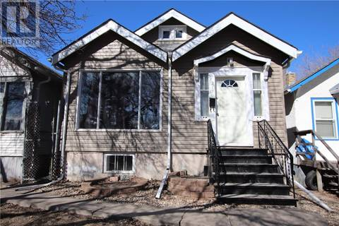 House for sale at 2136 Wallace St Regina Saskatchewan - MLS: SK803529