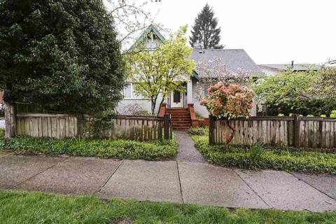 House for sale at 2136 15th Ave W Vancouver British Columbia - MLS: R2385563