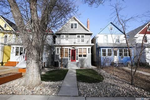 House for sale at 2137 Cameron St Regina Saskatchewan - MLS: SK804704