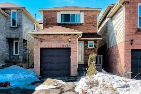 House for sale at 2138 Denby Dr Pickering Ontario - MLS: E4411021