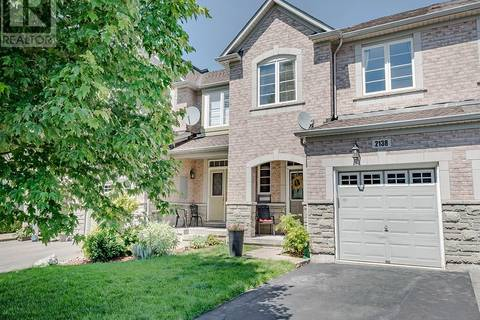 Townhouse for sale at 2138 Emily Circ Oakville Ontario - MLS: 30745161