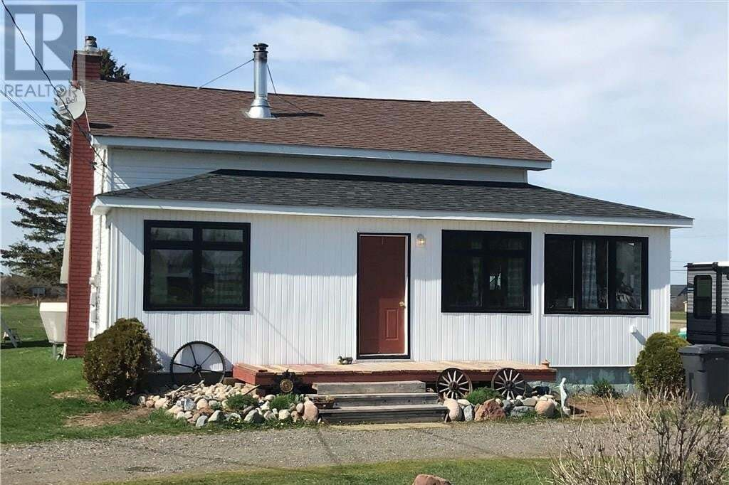 House for sale at 2138 Route 133  Grand Barachois New Brunswick - MLS: M128503