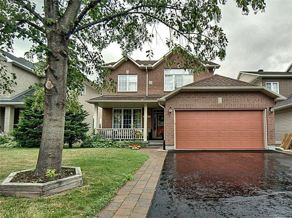 House for sale at 2138 Valenceville Cres Orleans Ontario - MLS: 1164132