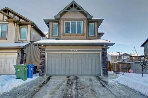 House for sale at 2139 Brightoncrest Common Southeast Calgary Alberta - MLS: C4296076