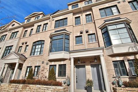 Townhouse for sale at 2139 Lillykin St Oakville Ontario - MLS: W4686660