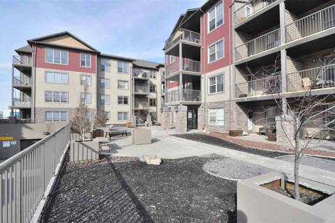 Condo for sale at 105 Ambleside Dr Sw Unit 214 Edmonton Alberta - MLS: E4148778