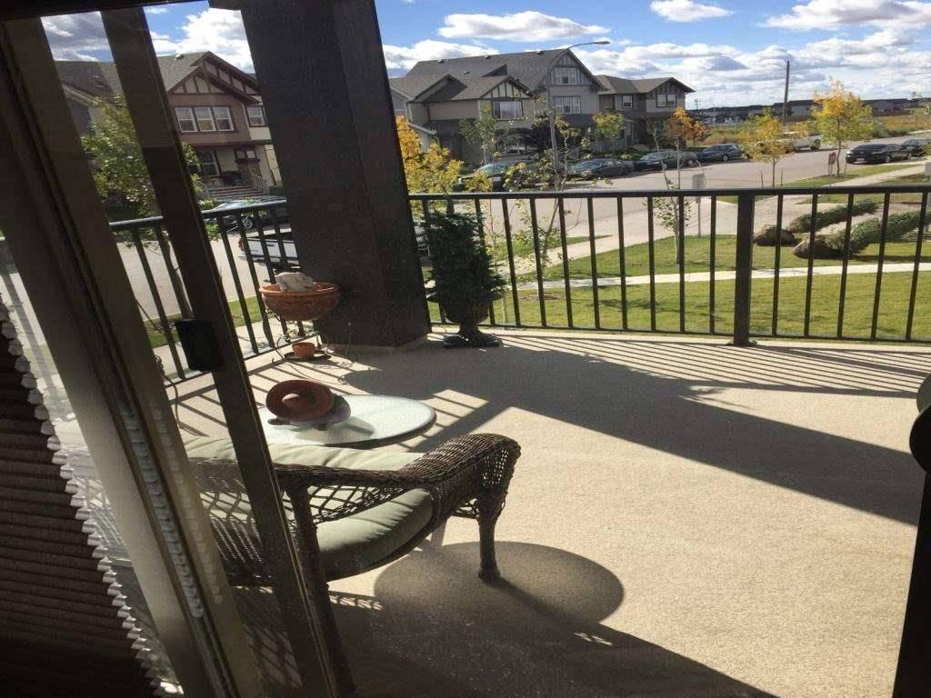 Condo for sale at 1080 Mcconachie Blvd Nw Unit 214 Edmonton Alberta - MLS: E4190988