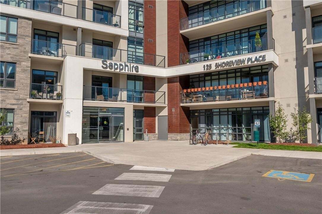 Condo for sale at 125 Shoreview Pl Unit 214 Stoney Creek Ontario - MLS: H4088555