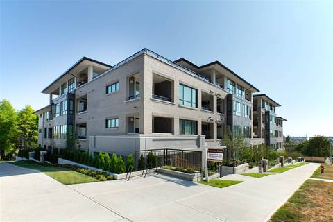 Condo for sale at 1306 Fifth Ave Unit 214 New Westminster British Columbia - MLS: R2392102