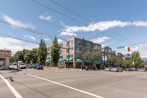 Condo for sale at 189 16th Ave E Unit 214 Vancouver British Columbia - MLS: R2382164