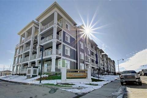 Condo for sale at 200 Auburn Meadows Common Southeast Unit 214 Calgary Alberta - MLS: C4271526