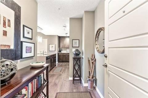 Condo for sale at 207 Sunset Dr Unit 214 Cochrane Alberta - MLS: C4274963