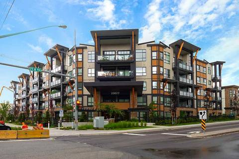 Condo for sale at 20829 77a Ave Unit 214 Langley British Columbia - MLS: R2407507