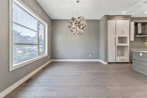 Townhouse for sale at 214 23 Ave Northwest Calgary Alberta - MLS: C4229315