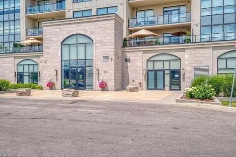Residential property for sale at 240 Villagewalk Blvd Unit 214 London Ontario - MLS: 40018522