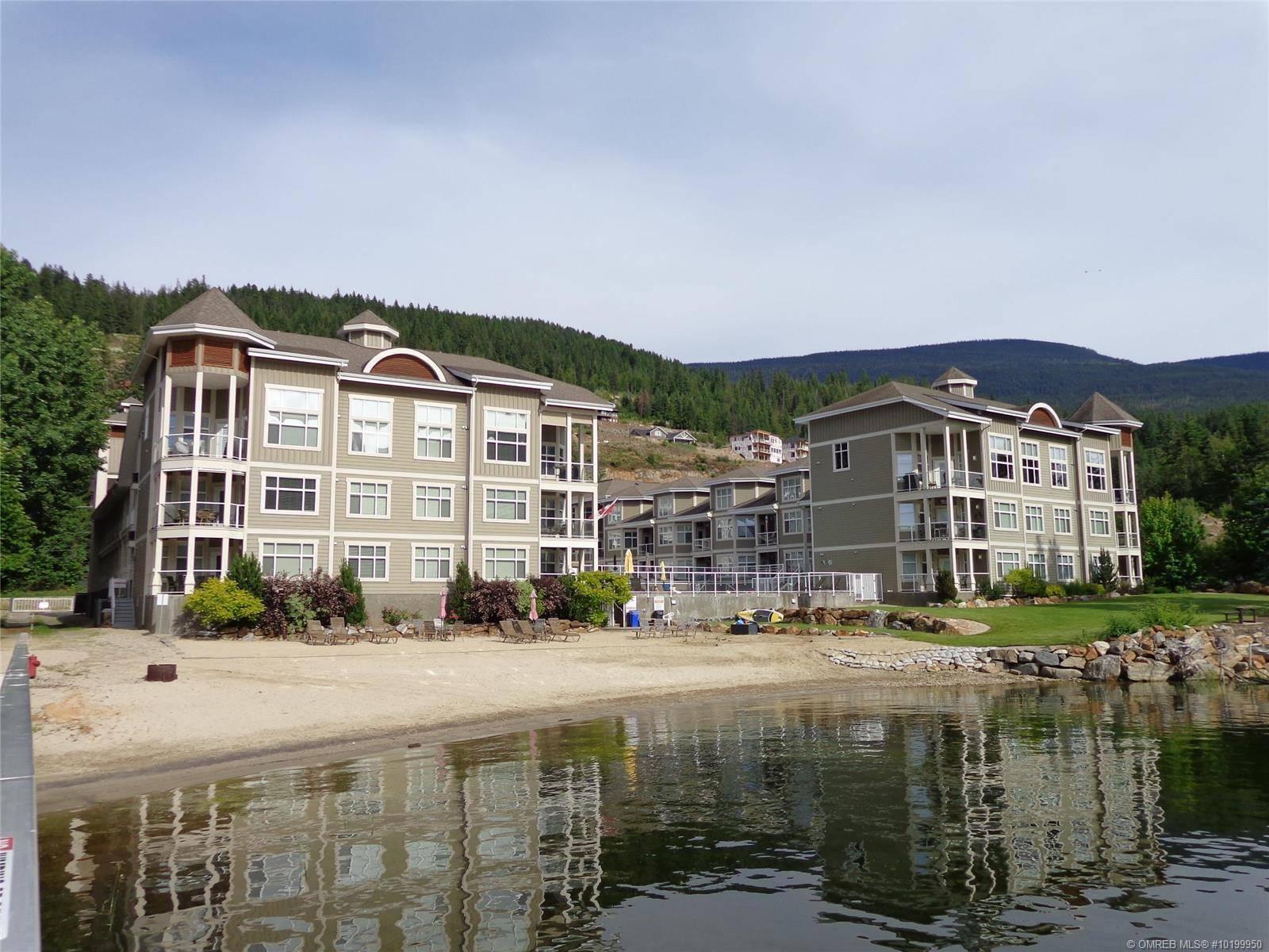 Condo for sale at 302 Mara Lake Ln Unit 214 Sicamous British Columbia - MLS: 10199950