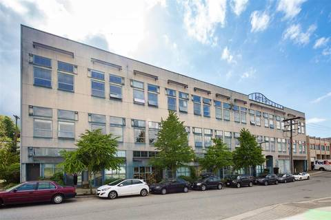 Condo for sale at 336 1st Ave E Unit 214 Vancouver British Columbia - MLS: R2381117