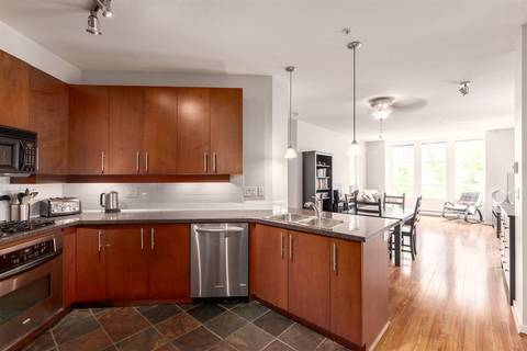 Condo for sale at 3651 Foster Ave Unit 214 Vancouver British Columbia - MLS: R2389057