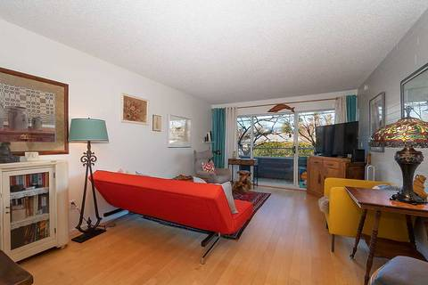 Condo for sale at 3875 4th Ave W Unit 214 Vancouver British Columbia - MLS: R2444525
