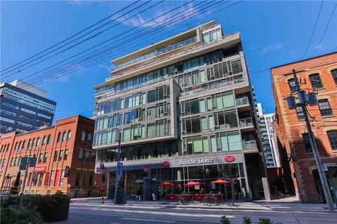 Apartment for rent at 650 King St Unit 214 Toronto Ontario - MLS: C4555721